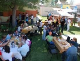 Voluntarios andaluces se reúnen para