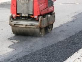 Parla inicia las tareas de asfaltado de más de 60.500 metros cuadrados