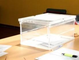 Elegidos los componentes de las mesas electorales del 20N