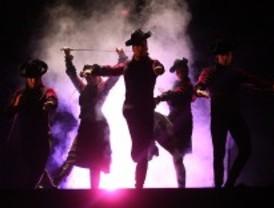 Todo el arte del flamenco en 'Cayetana, su pasión'