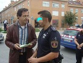 Intentan detener a un concejal socialista en San Agustín de Guadalix