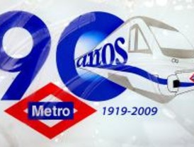 Metro de Madrid: 90 años, 90 kilómetros