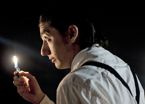 Kafka hecho teatro, en la Guindalera