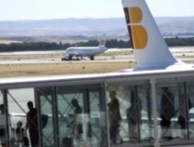 Un avión regresa a Barajas por un fallo