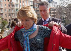 Aguirre quiere declarar por escrito por las actividades de López Viejo