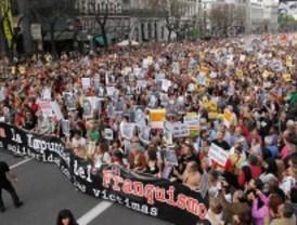 A la calle 'contra la impunidad del franquismo'