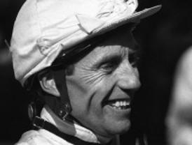 Muere Claudio Carudel, el mejor jockey de la historia de las carreras de caballos en España