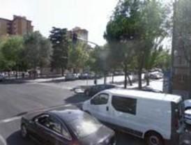 Retiran la placa de la calle García Noblejas como protesta