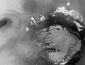 La energía interna de Marte
