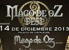 Mägo de Oz organiza en diciembre su propio festival