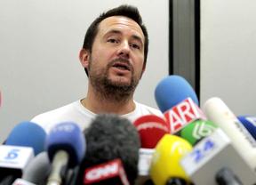 Javier Limón, marido de Teresa Romero, la auxiliar contagiada con ébola