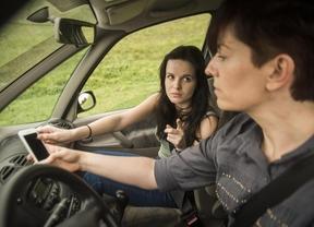 Las actuaciones de los padres al volante no son una buena imagen para sus hijos