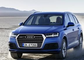 Audi Q7, ahora más eficiente, ligero y deportivo