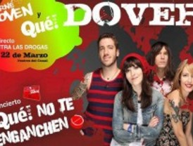 Dover contra las drogas, en los Teatros del Canal