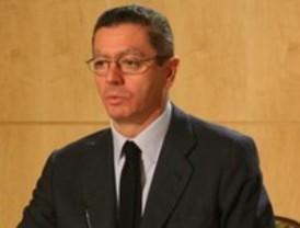 Gallardón elude decir si se fía de Aguirre