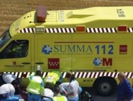 Fallece un motorista al chocar contra un turismo en Loeches
