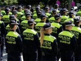 La Policía Municipal honra a su patrona