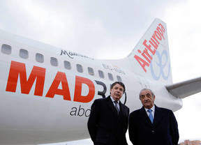 La Comunidad y Air Europa quieren pilotar el despegue del turismo en la región