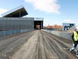 Finalizan las obras de la Caja Mágica, una de las infraestructuras estrella de Madrid 2016