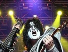 El rock diabólico de Kiss triunfa en Madrid
