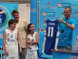 Sergio Rodríguez ofreció un master class al Club de Baloncesto de Leganés