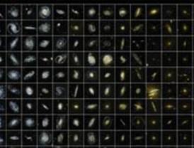 La luz ultravioleta revela cómo son las galaxias