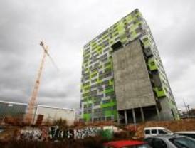 PSOE denuncia que la EMVS tiene 818 pisos sin entregar