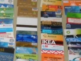 Desarticulada la mayor banda de clonadores de tarjetas de crédito de Madrid