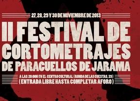Festival de cortos, en Paracuellos del Jarama