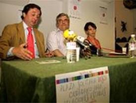 Embajadores acogerá actividades culturales y musicales para 'darle vida al barrio'