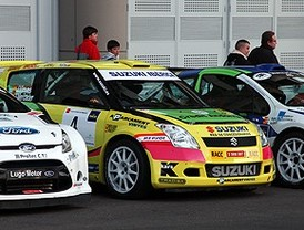 Madrid cierra el campeonato de rallyes