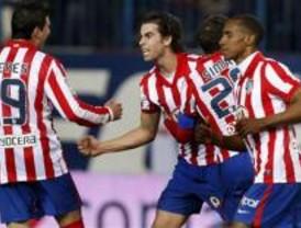 El Atlético se complica la Copa con un partido decepcionante