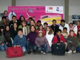 Alumnos roceños estudian inglés en Ciudad Real