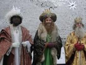Mamá... ¿A qué hora vienen los Reyes?