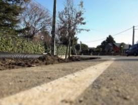 La Comunidad mejora la seguridad en el punto negro en la carretera de Collado Mediano