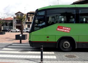 Una huelga de autobuses interurbanos afectará al este y norte de la región