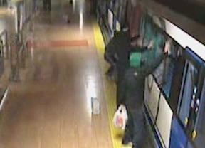 La Policía detiene al grafitero más activo del Metro de Madrid