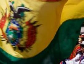 Bolivia y Ecuador celebran su fiesta en Madrid