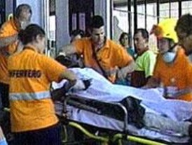 Uno de los heridos sigue muy grave mientras que seis evolucionan favorablemente