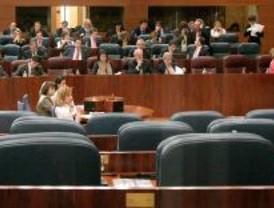 Siga en directo la sesión de investidura de Aguirre