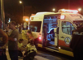 Herido grave al ser tiroteado desde un coche en la zona de Aluche
