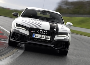 Audi RS 7 Piloted Driving, autónomo y deportivo