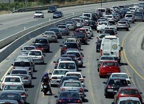 Semana Santa: 13,5 millones de vehículos se concentrarán en las carreteras