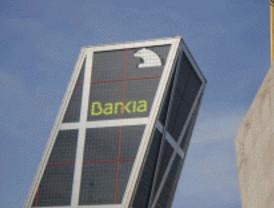 Bankia llegó a desplomarse un 28% en la Bolsa