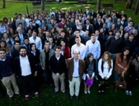 Inauguración del curso académico de EOI