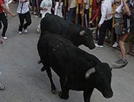Tres heridos por asta de toro en Arganda del Rey