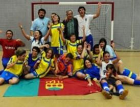 El Fútbol Sala Femenino de Alcorcón consigue el ascenso a División de Honor