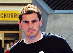 La 'riña' entre Casillas y Arbeloa empieza y acaba den Twitter