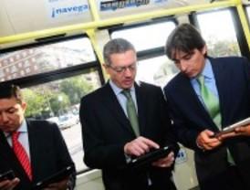 Internet se sube al autobús