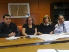 El alcalde de San Fernando se encerró en Fomento durante ocho horas